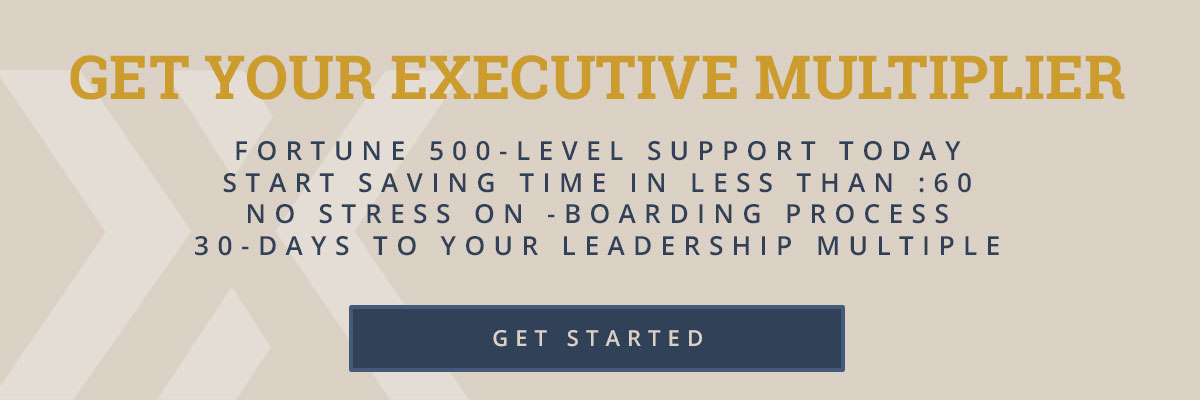 Get Your Executive Multiplier Today