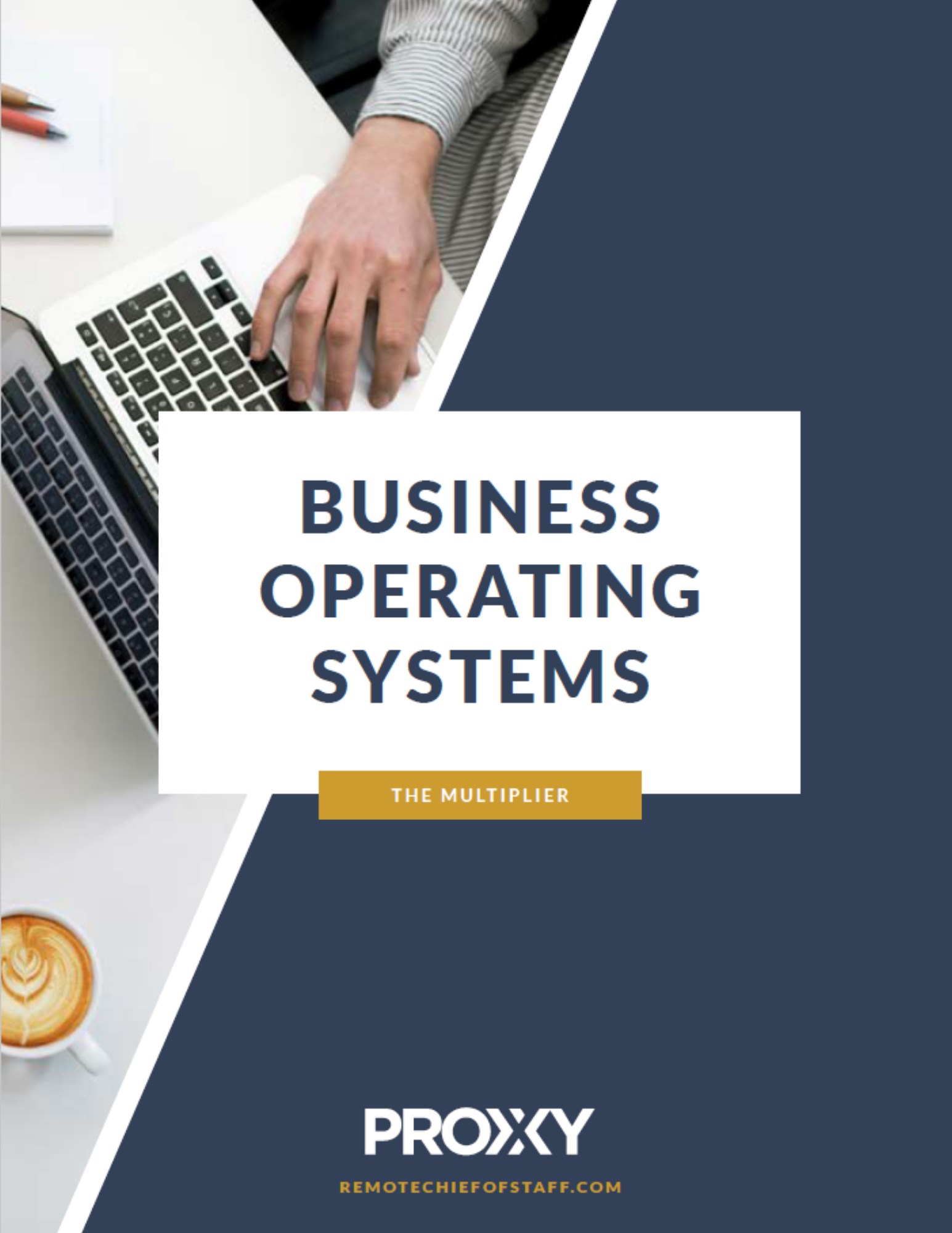 The fundamentals of business operating systems monthly multiplier by proxxy