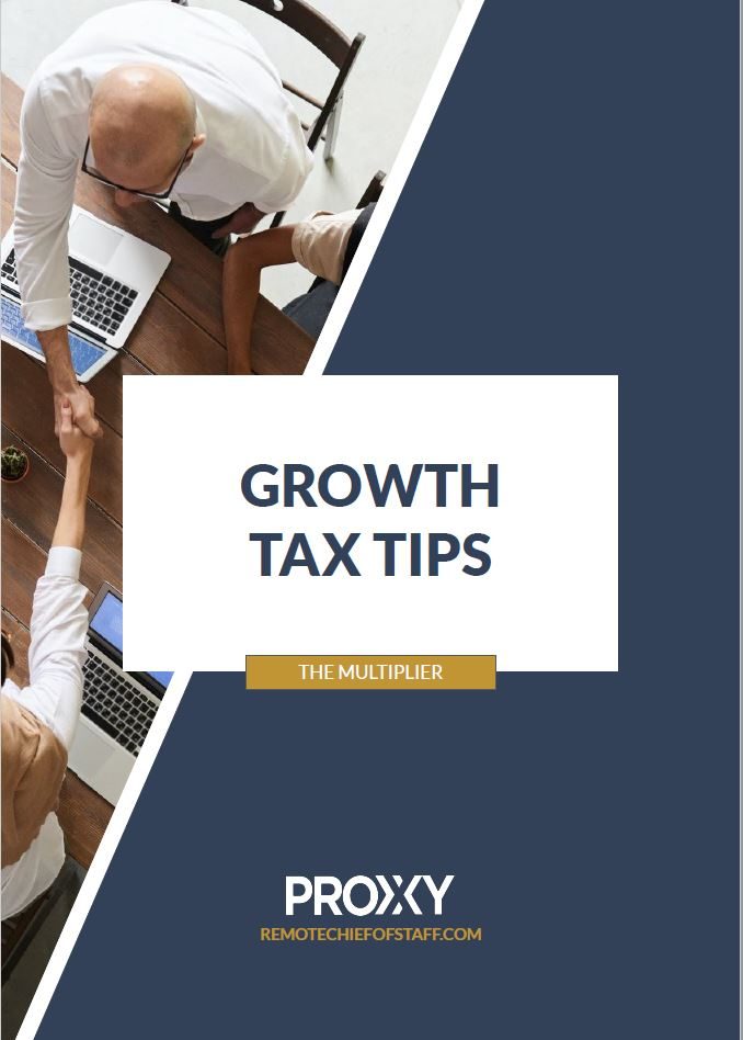 Growth Tax Tips - Monthly Multiplier