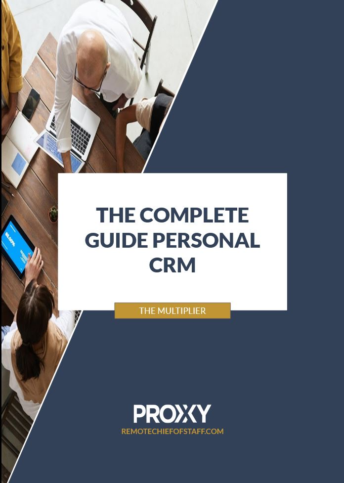 The fundamentals of customer relationship management systems monthly multiplier by proxxy